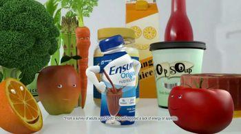 Ensure Original Nutrition Shake TV Spot, 'On a Mission'
