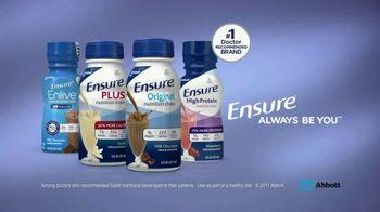Ensure Original Nutrition Shake TV Spot, 'On a Mission' - Thumbnail 8
