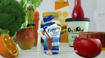 Ensure Original Nutrition Shake TV Spot, 'On a Mission'