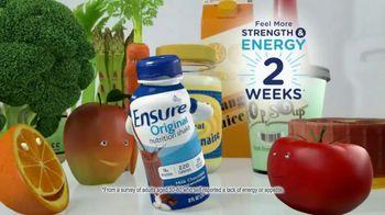 Ensure Original Nutrition Shake TV Spot, 'On a Mission' - Thumbnail 4