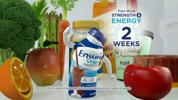Ensure Original Nutrition Shake TV Spot, 'On a Mission' - Thumbnail 5
