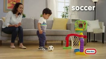 Little Tikes Light 'n Go 3-in-1 Sports Zone TV Spot, 'Inspired Play' - Thumbnail 4