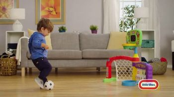 Little Tikes Light 'n Go 3-in-1 Sports Zone TV Spot, 'Inspired Play' - Thumbnail 8