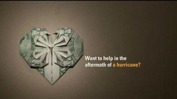 GlobalGiving TV Spot, 'Hard at Work: Hurricane Relief' - Thumbnail 1