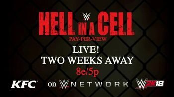 WWE Network TV Spot, 'Hell in a Cell: Tag Team Championship'