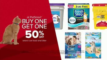 PetSmart Lowest Prices of the Month TV Spot, 'Cat and Dog Food' - Thumbnail 4
