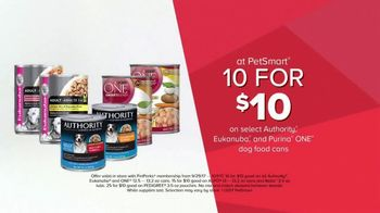 PetSmart Lowest Prices of the Month TV Spot, 'Cat and Dog Food' - Thumbnail 5