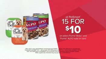 PetSmart Lowest Prices of the Month TV Spot, 'Cat and Dog Food' - Thumbnail 6