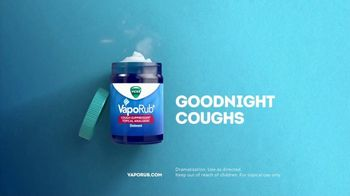 Vicks VapoRub TV Spot, 'So You Can Sleep' - Thumbnail 10