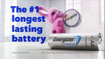 Energizer Ultimate Lithium TV Spot, 'Poof' - Thumbnail 7