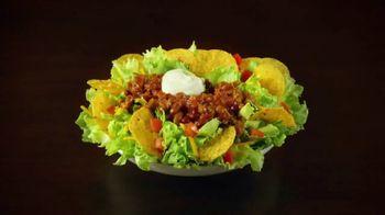 Wendy's Taco Salad TV Spot, 'Body and Mind' - Thumbnail 4