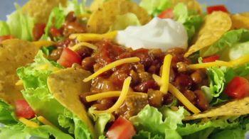 Wendy's Taco Salad TV Spot, 'Body and Mind' - Thumbnail 7