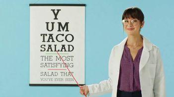 Wendy's Taco Salad TV Spot, 'Body and Mind' - Thumbnail 9