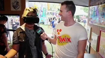 Twix TV Spot, 'Fuse: Twix Records' Featuring Arnold Telagaarta - 7 commercial airings