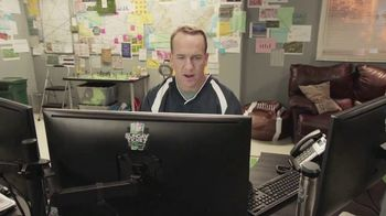 NFL Sunday Ticket TV Spot, 'Letter From the Commish' Feat. Peyton Manning - Thumbnail 1