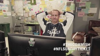 NFL Sunday Ticket TV Spot, 'Letter From the Commish' Feat. Peyton Manning - Thumbnail 10