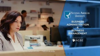 National American University TV Spot, 'Business Advantage'