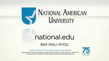 National American University TV Spot, 'Business Advantage' - Thumbnail 9