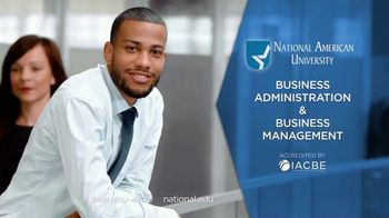 National American University TV Spot, 'Business Advantage' - Thumbnail 2
