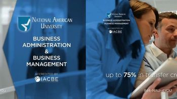 National American University TV Spot, 'Business Advantage' - Thumbnail 3