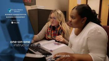 National American University TV Spot, 'Business Advantage' - Thumbnail 6