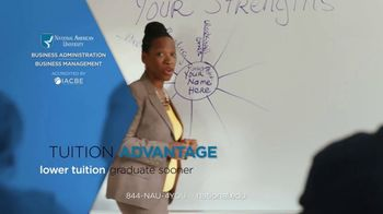 National American University TV Spot, 'Business Advantage' - Thumbnail 8