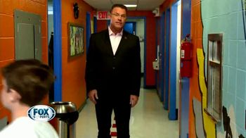 Stomp Out Bullying TV Spot, 'FOX Sports: Stand Up' Featuring Howie Long
