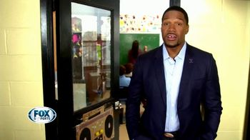 Stomp Out Bullying TV Spot, 'FOX Sports: Be a Leader' Feat. Michael Strahan