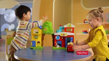 Fisher Price Little People Animal Rescue TV Spot, 'Stuck' - Thumbnail 1
