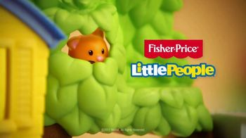Fisher Price Little People Animal Rescue TV Spot, 'Stuck' - Thumbnail 10