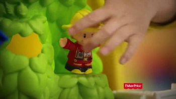 Fisher Price Little People Animal Rescue TV Spot, 'Stuck' - Thumbnail 4