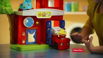 Fisher Price Little People Animal Rescue TV Spot, 'Stuck' - Thumbnail 8