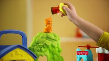 Fisher Price Little People Animal Rescue TV Spot, 'Stuck' - Thumbnail 9