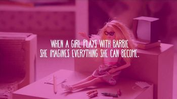 Barbie TV Spot, 'Imagine the Possibilities' - Thumbnail 10