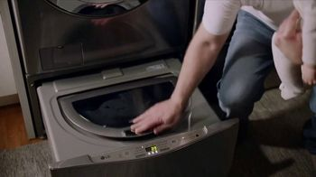 LG SideKick Washer TV Spot, 'Baby' - Thumbnail 6