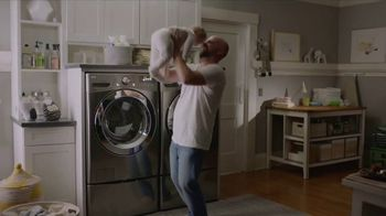LG SideKick Washer TV Spot, 'Baby' - Thumbnail 8