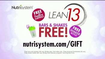 Nutrisystem Lean13 TV Spot, 'Bars and Shakes Free' - Thumbnail 7