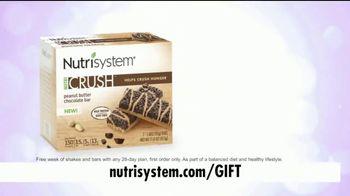 Nutrisystem Lean13 TV Spot, 'Bars and Shakes Free' - Thumbnail 3