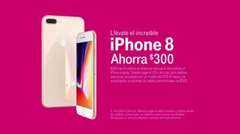 T-Mobile TV Spot, 'Llévate el increíble nuevo iPhone 8' [Spanish] - Thumbnail 9