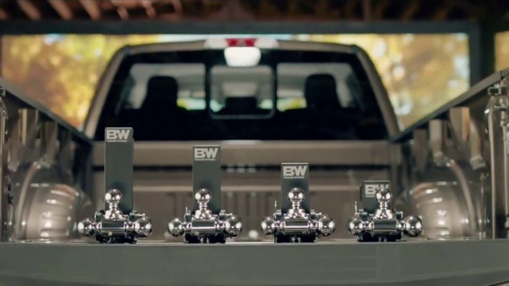 Trailer Hitch Ball Sizes >> B&W Tow & Stow Trailer Hitch TV Commercial, 'For the Guy Who Has Everything' - iSpot.tv