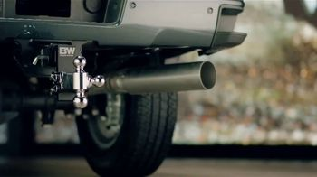 B&W Tow & Stow Trailer Hitch TV Spot, 'For the Guy Who Has Everything' - Thumbnail 2