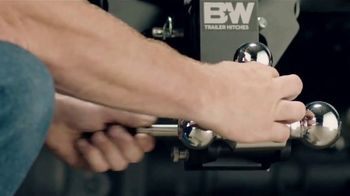 B&W Tow & Stow Trailer Hitch TV Spot, 'For the Guy Who Has Everything' - Thumbnail 3