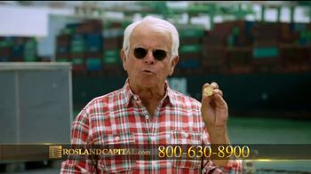 Rosland Capital TV Spot, 'America Back to Work' Featuring William Devane