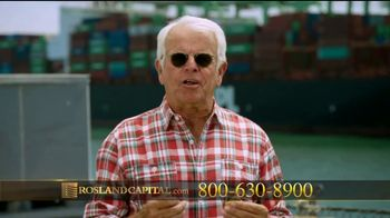 Rosland Capital TV Spot, 'America Back to Work' Featuring William Devane - Thumbnail 4