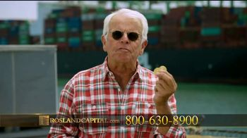 Rosland Capital TV Spot, 'America Back to Work' Featuring William Devane - Thumbnail 5