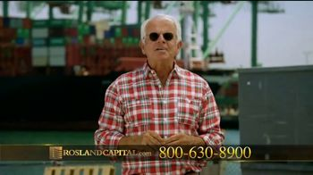Rosland Capital TV Spot, 'America Back to Work' Featuring William Devane - Thumbnail 7