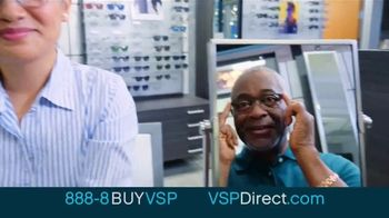 VSP Individual Vision Plans TV Spot, 'Retirement Coverage' - Thumbnail 7