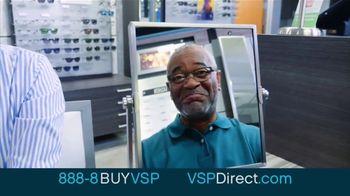 VSP Individual Vision Plans TV Spot, 'Retirement Coverage' - Thumbnail 8