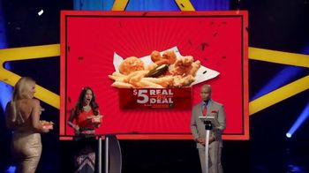 Church's Chicken Restaurants $5 Real Big Deal TV Spot, 'Winner' - 1 commercial airings