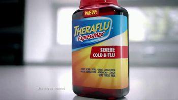 Theraflu ExpressMax TV Spot, 'Feel the Power' - Thumbnail 1